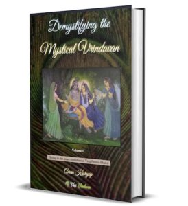 Book Cover - Demystifying the Mystical Vrindavan